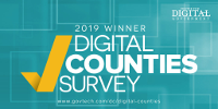 2018 Digital Counties Survey Winner