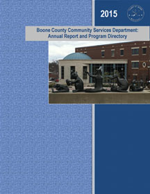 2015 Annual Community Services Report