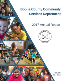 2017 Annual Community Services Report