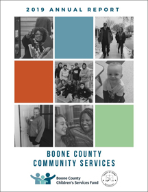 2019 Annual Community Services Report