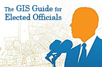 The GIS Guide for Elected Officials book cover, by Corey Fleming