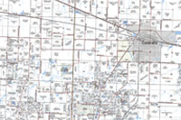 Boone County Ownership map