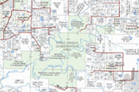 Boone County Plat map, available on the Assessor's internet mapping viewers page