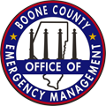 Boone County Office of Emergency Management logo